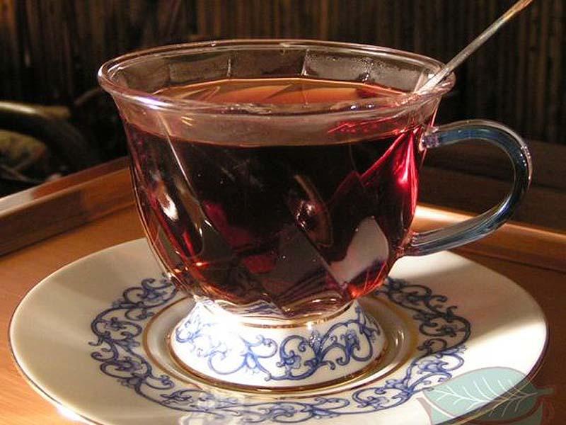домашние чаи похудения
